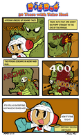 Dig Dug 30 Years by Tufsing