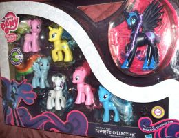 MLP FIM - Favorite-Collection by Mechanic-Star