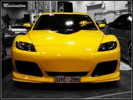 RX-8 Eater by musicnation