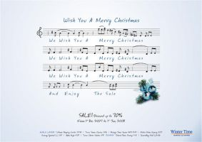 X'mas sales by cleongy