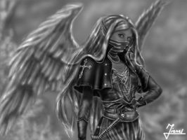 archangel by blueboy777