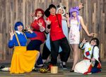 Here's Ranma - The Strange Stranger from China by FuzzyRedPants