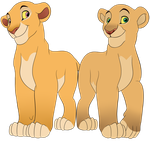Lion Adopts (Closed) by Samalu17