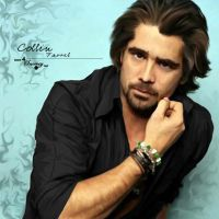 Collin Farrel by 4Snowey