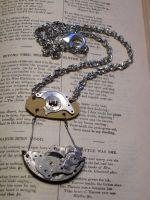 Airship Atlas Necklace by LeviathanSteamworks