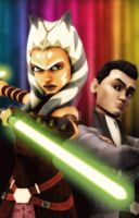 Ahsoka and Lux season 4 by Animationfreaky
