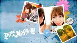 Atsumina Wallpaper 001 by yic