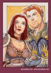 PSC - Alistair and Cousland 2 by aimo