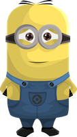 Despicable Me Minion by LlamaVideos808
