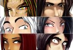 The Eyes of Six Heroes by Thrythlind