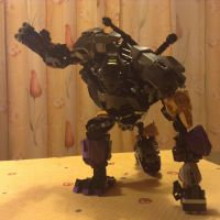 Onua, Master of Earth pre-redesign 02 by TheBoltTron