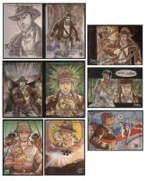 Indiana Jones Masterpieces 3 by aimo