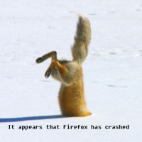 Firefox has crashed by Captain-Nintendork
