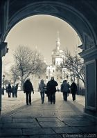 Lavra Gates by aponom