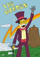 Welcome to Superjail! by therazonofmylife