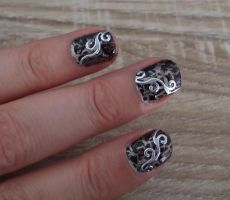 crackle waves by green-envy-designs