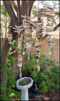 Driftwood Sun-Catchers by andromeda