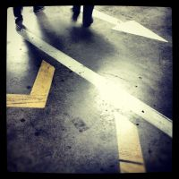 Sir? I'm afraid you're going the wrong way... by ClaudiaMorais