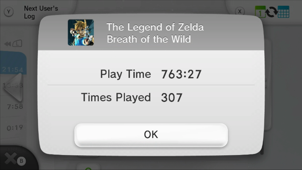 Breath of the Wild Wii U Playtime by ultimate-litten