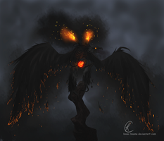 Ash Demon by Know-Kname
