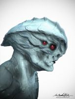 Speedsculpt Mass Effect by MitchGrave