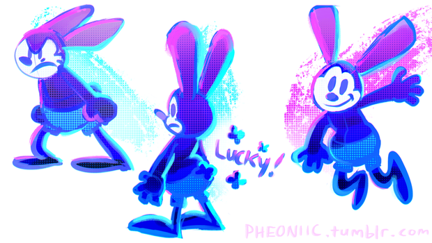 A Lucky Cutie by Pheoniic