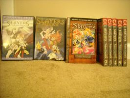 Slayers collection by rumiko18