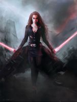 Sith Girl by tschreurs