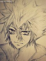 Tsuna Sketch by UndertakerWhirlwind