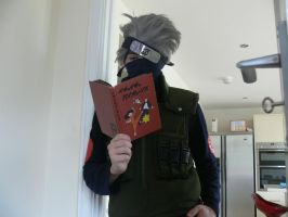 Kakashi Hatake Cosplay by TheManOfManyFaces