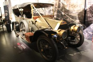 National Automobile Museum - Fiat 4 by NDC880117