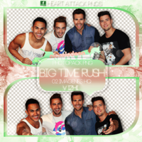 +Photopack Png Big Time Rush by AHTZIRIDIRECTIONER