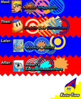 Kester TeamNext Then Later After Template V1 EX. by CreativeArtist-Kenta