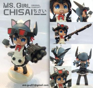 MS. Girl Chisai by eva-guy01