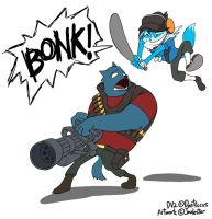 BONK by joulester