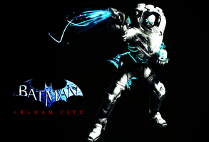 [Batman: Arkham City]Feeze wallpaper by yoanribeiro