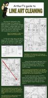 Line art Tutorial by ArthurT2013