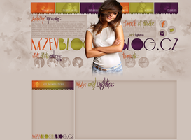 Premade layout with Phoebe Tonkin by FlowerskaHoneyLand
