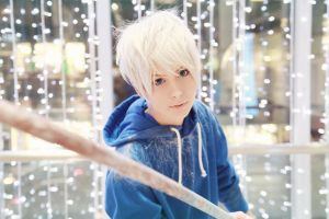 Jack Frost by H-IBIKI