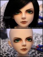 Face-up: Luts JDF-2 head '10 by asainemuri