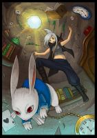 Down the rabbit hole by MicehellWDomination