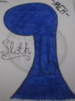 Oh Mighty Sloth by Ligrano
