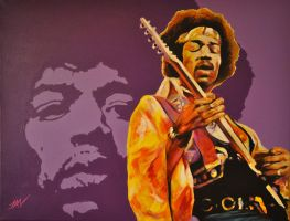 Jimi by JALpix