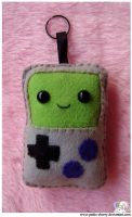 Game boy by Pattie-cherry