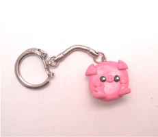 Miniature handmade adorable pig / piglet/ piggy by MiniSweetx