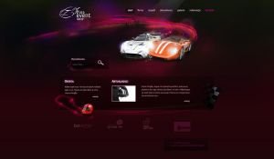 Ata Event Race Website by coldfinch