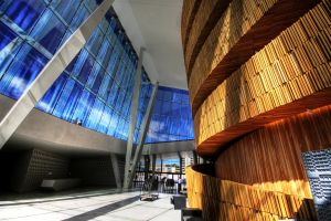 Oslo Opera House 1 by lucat25