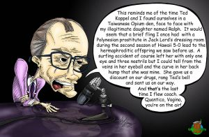 Larry King Game by OuthouseCartoons