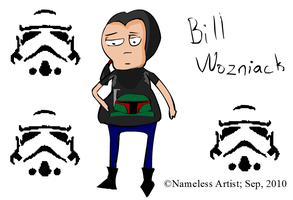 Bill Wozniack by A-Nameless-Wolf