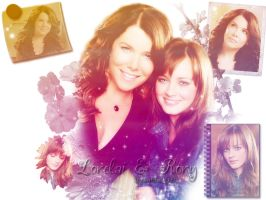 gilmore girls by vampiredalia
